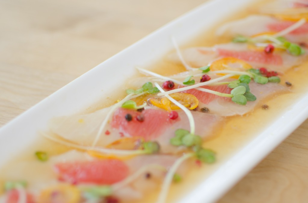 Yellowtail Grapefruit